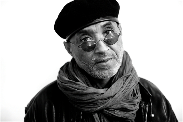 Stanley Greene at Paris Photo 2013